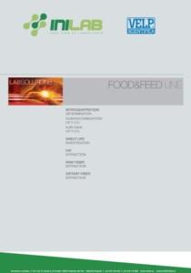 Catalogo Velp Scientifica Food & Feed line de Inilab