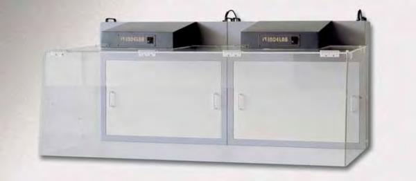 Cabinas filtración y extracción
