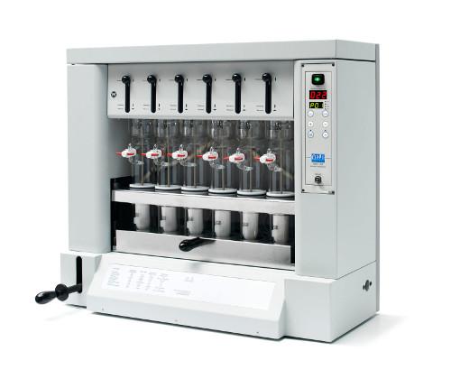 Extracción de grasas - Extractores con solventes