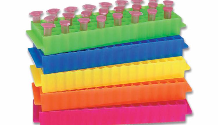 Plástico de laboratorio