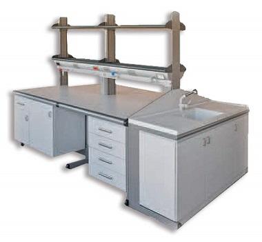 Mesa laboratorio