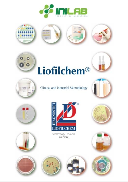 Catálogo Liofilchem