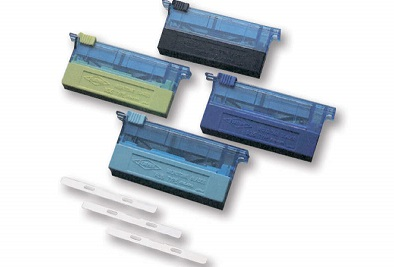 Cuchillas microtomos, tallado