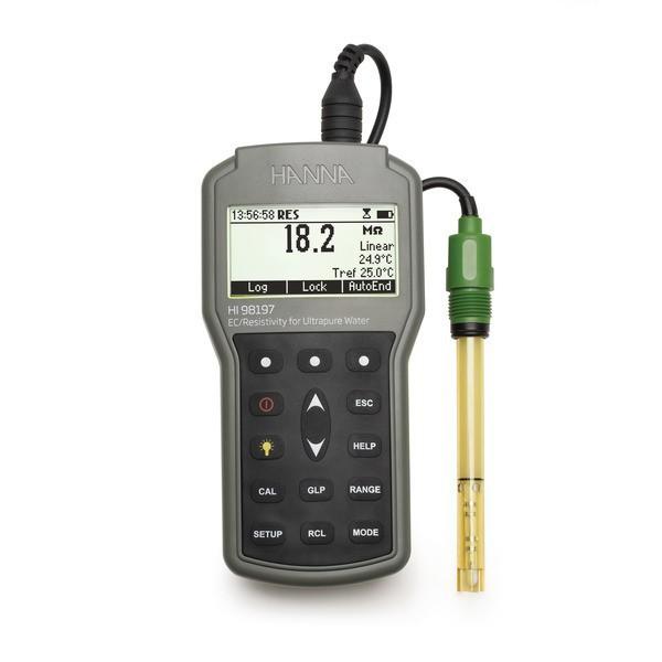 conductimetro portatil
