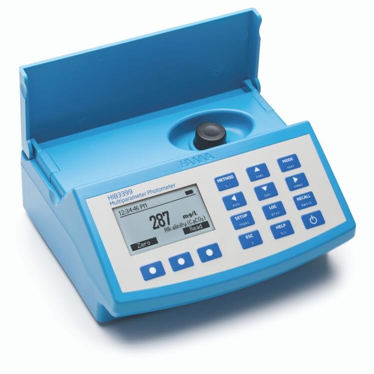 fotómetro multiparamétrico