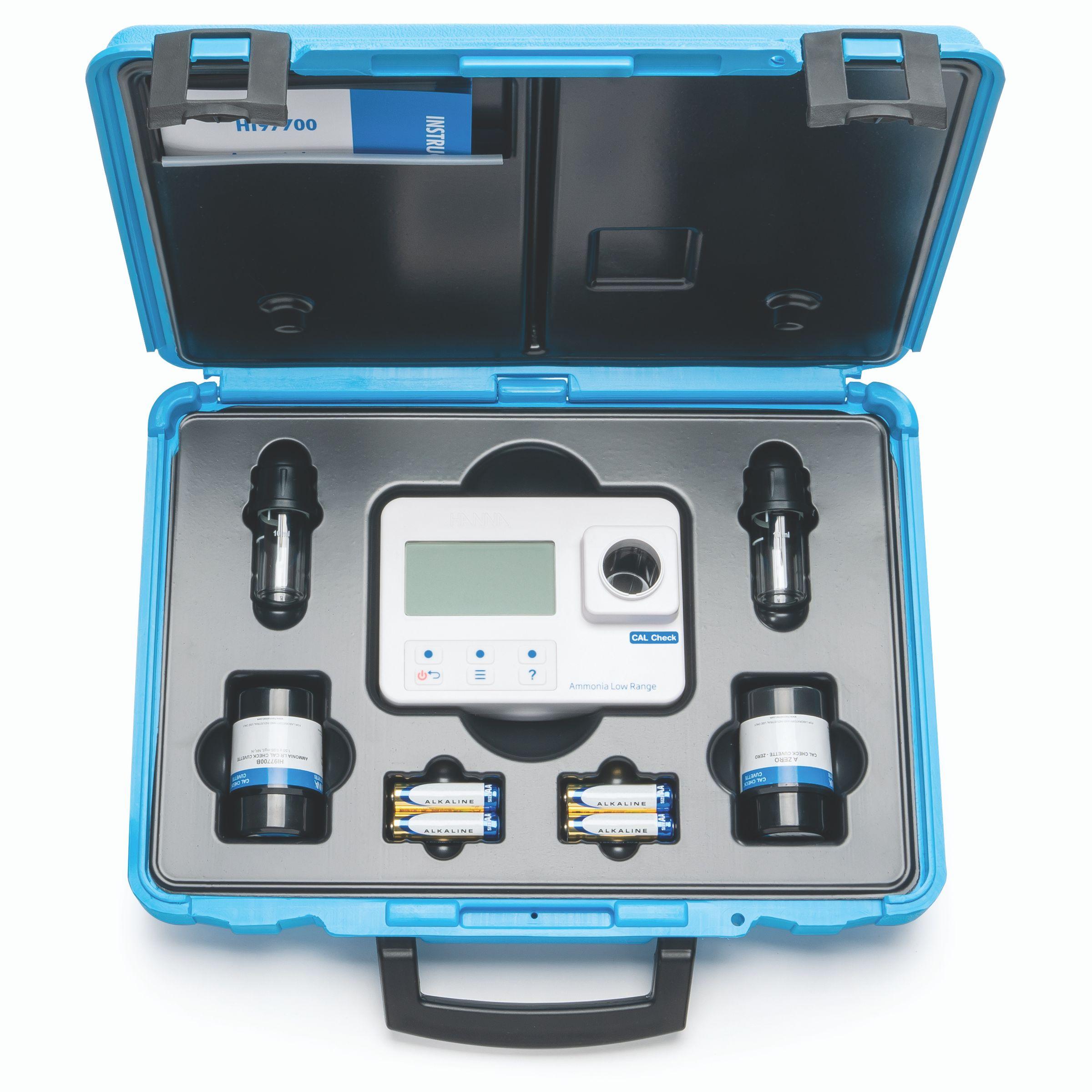 fotometro portatil