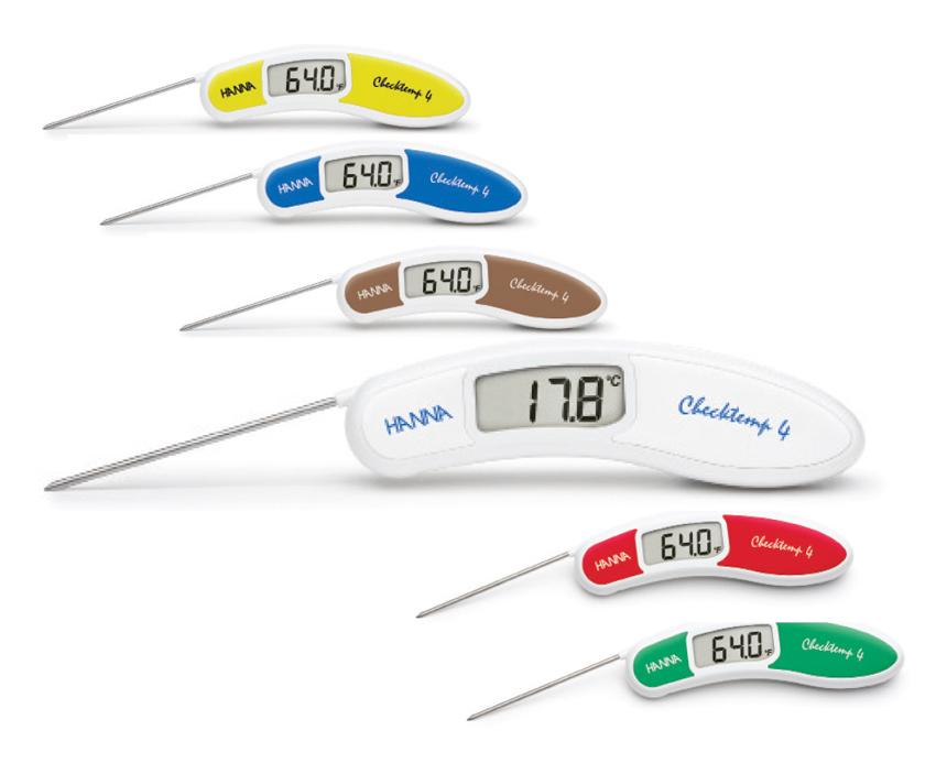 termómetro de pincho
