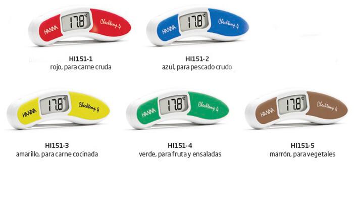 Termómetros (control temperatura)
