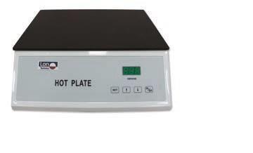 placa calefactora histología