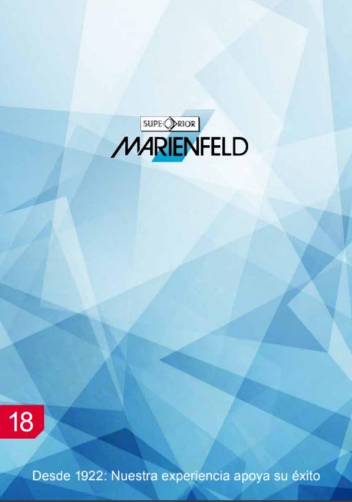 Catalogo Marienfeld