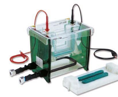 Cubetas - Sistemas Electroforesis