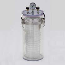 jarra anaerobica crystal