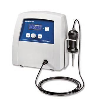 Homogeneizadores ultrasonidos